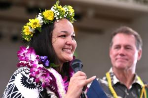 1000w Honolulu 2018 Sara King remarks
