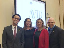 AVID Milken Educator panel 1000w