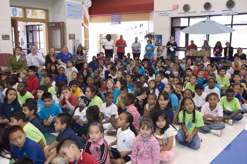 Green Cleaning Spotlight: Sawyer Elementary Makes Big Changes ...