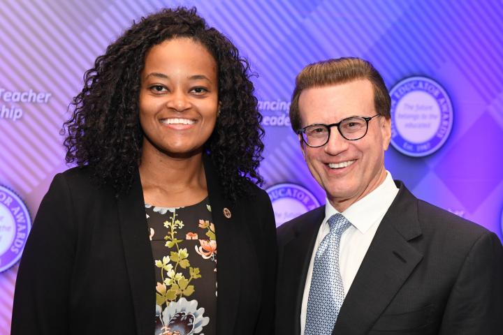 2018 MEA Forum Debreon Davis Lowell Milken