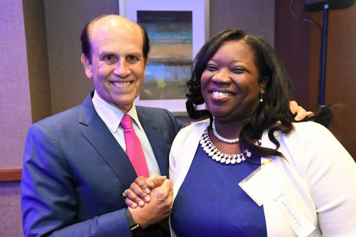 2018 MEA Forum Mike Milken Meah King