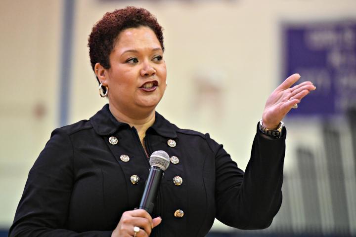 Erica Stephens is a TN Milken Educator » Photos
