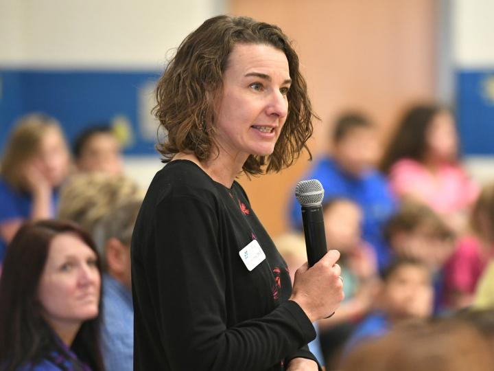 Colorado Commissioner Education Katy Anthes Rim Rock