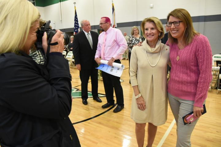Winfield 2017 Erika Klose Shelley Moore Capito picture
