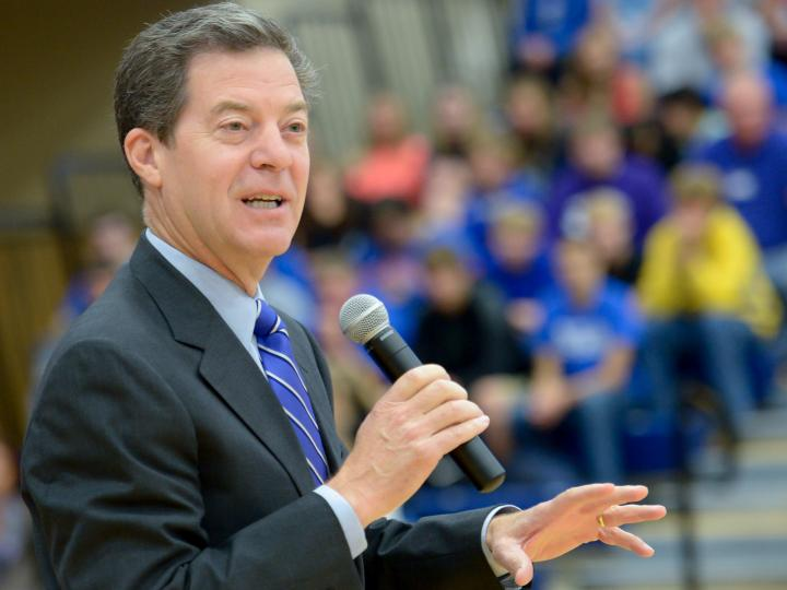 Brad LeDuc notification Governor Brownback