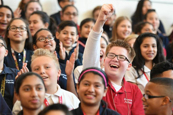 Secaucus 2017 students excited
