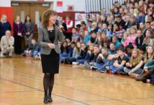 Jane Foley New Oxford Middle School