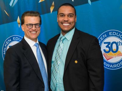 Desi Nesmith Lowell Milken MEA Forum portrait