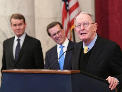2018 CR Lamar Alexander speaking