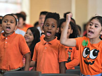 2018 DC Brightwood school song