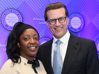 2018 MEA Forum Aja Brown Lowell Milken