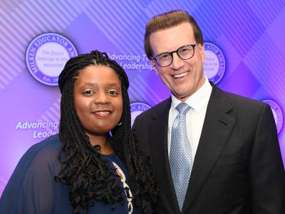 2018 MEA Forum Maria Rodgers Lowell Milken