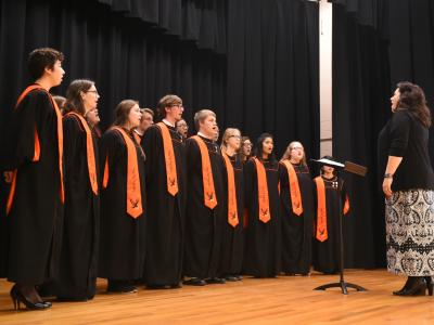 2018 Somerset choir