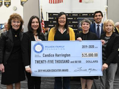 2019 Capistrano Candice Harrington dignitaries