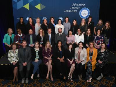 2019 Forum Milken Educators group 2