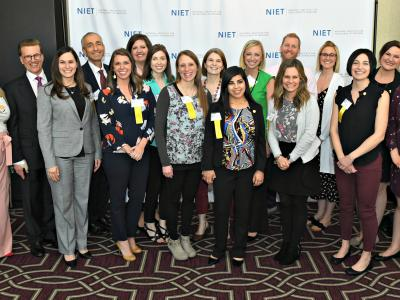 2019 Forum group at NIET
