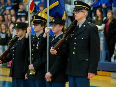 2019 KY honor guard