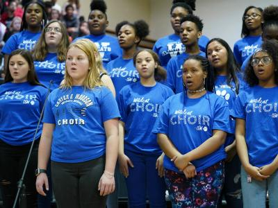 2019 VA choir