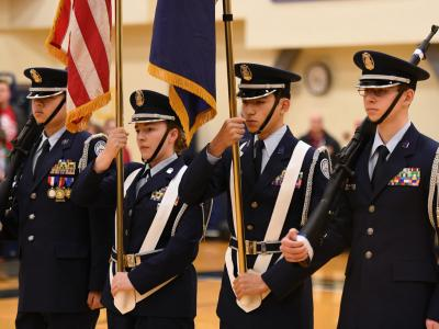 Anchorage 2017 honor guard