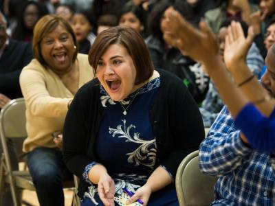 Angela Malone Oxon Hill reaction