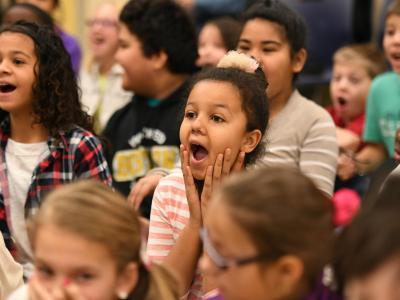 Chester Valley students surprised at Award amount