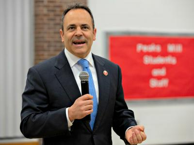 Frankfort 2018 Governor Matt Bevin remarks