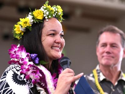 Honolulu 2018 Sara King remarks