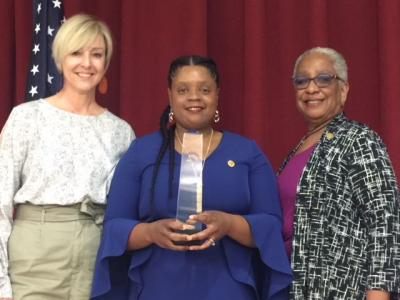 Maria Rodgers Ohio recognition 2018