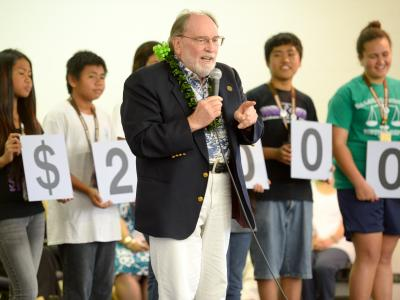 Michelle Kay Governor Neil Abercrombie