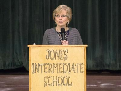North Carolina Superintendent June Atkinson