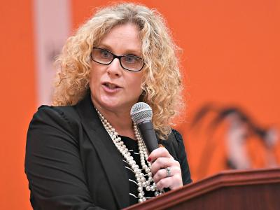 PA 2019 district superintendent Tina Kane
