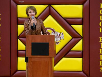 Secretary of Education Melody Schopp