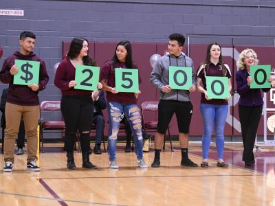 Tucson 2017 students spell 25000