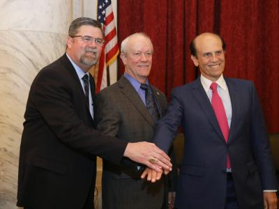2018 CR Kirk Brown Jerry McNerney Mike Milken
