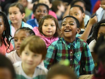 2018 Silver Spring students excited