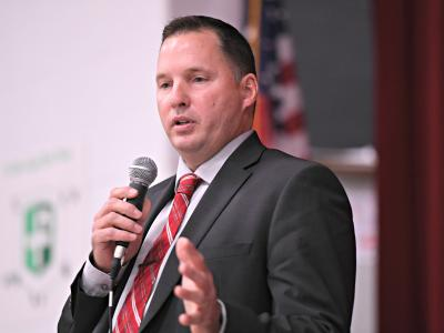 2018 Thornville superintendent Thomas Perkins