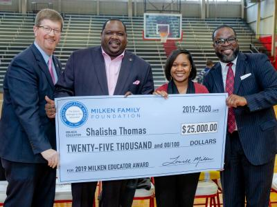 2019 AR Shalisha Thomas dignitaries 1