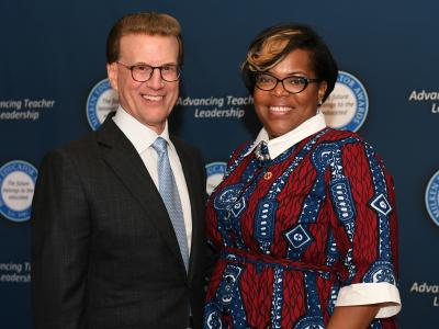 2019 Forum Lowell Milken Erica Stephens