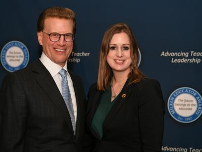 2019 Forum Lowell Milken Michelle Johnson