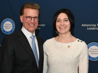 2019 Forum Lowell Milken Therese Shain