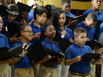 Magnolia Middle School Chorus