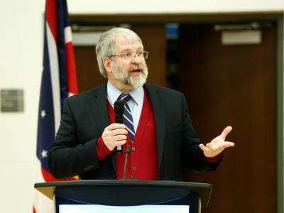 Maple Heights 2017 Ohio superintendent Paolo DeMaria