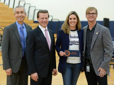 Milken Educators Cienega HS