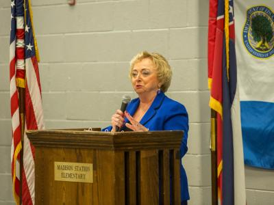 Mississippi superintendent Carey Wright