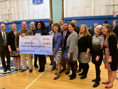 Veteran Milken Educators Randolph HS