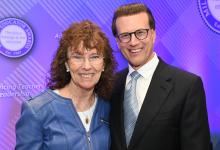 2018 MEA Forum Jane Foley Lowell Milken