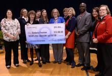 Lexington veteran Milken Educators