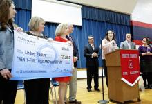 Lindsey Parker Deania Law McMillian Staci Thomas Mary Harris