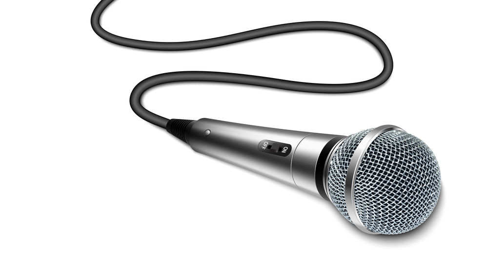 Microphone crop