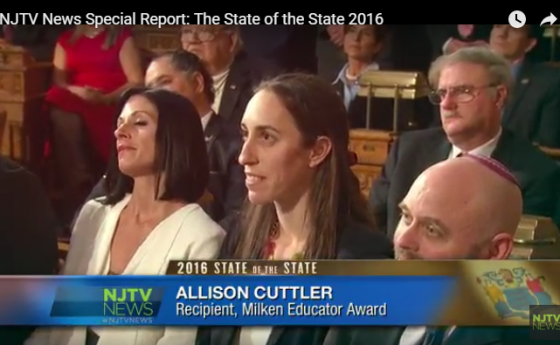 Allison Cuttler NJ State of the State